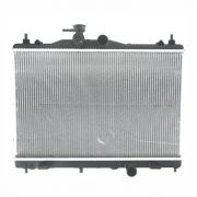 Radiador de água Nissan Livina - Gran Livina - 2009>> Motor 1.8 Manual - modelo Valeo
