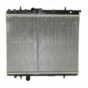 Radiador de água Peugeot 206 - 207 - 307 Com ar condicionado - 2001 em diante Notus