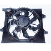 Ventoinha para o radiador Kia Soul 08>> C/Ar Cond.