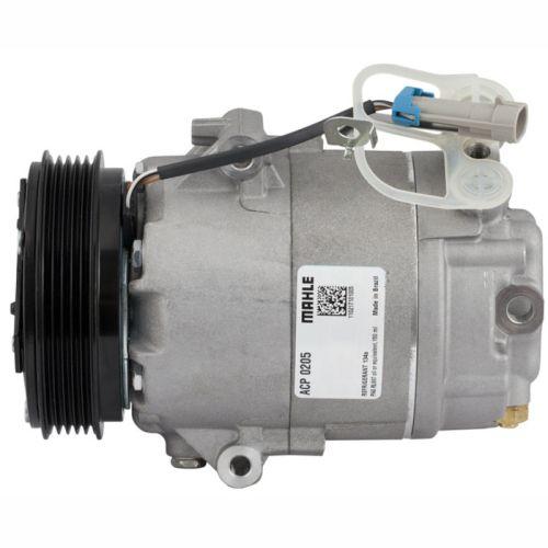 Compressor ar condicionado GM Celta- Prisma - 2011 em diante original Mahle
