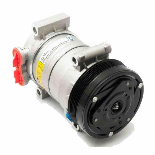 Compressor ar condicionado GM Chevrolet Blazer - S10 - motor 4,3 - v6 - gasolina - Delphi