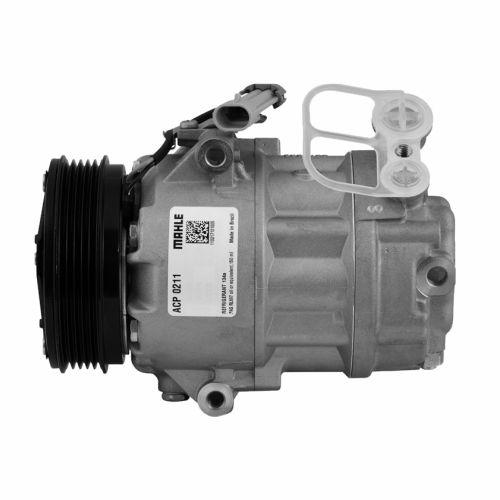 Compressor ar condicionado Mahle CVC GM Corsa - Meriva - Montana - Palio - Doblô - Stilo - Punto