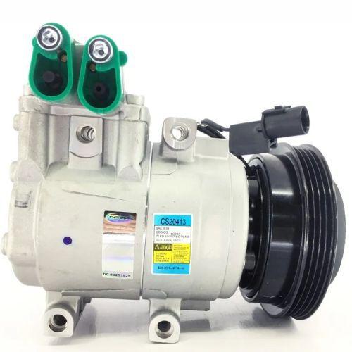 Compressor de ar concicionado Hyundai Tucson - Elantra - Delphi