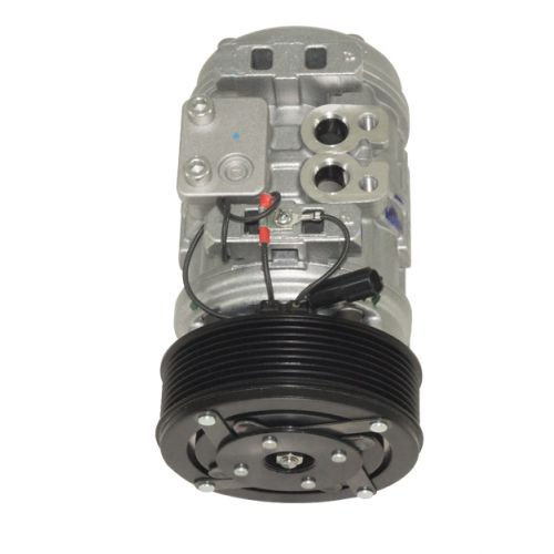 Compressor de ar condiciomado Caminhão Constellation - Ford Cargo - John Deere -  Denso