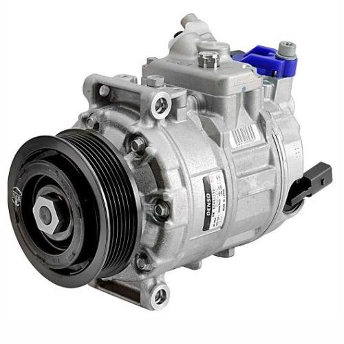 Compressor de ar condicionado 7SEU17C VW Amarok Diesel Denso Original