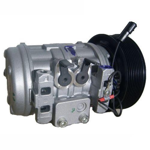 Compressor de ar condicionado caminhão Mercedes Modelo 10P15 Denso
