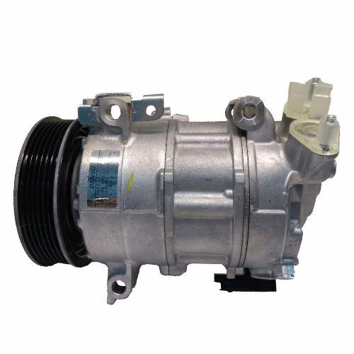 Compressor de ar condicionado Citroen C3 - Peugeot 208 - Original - Denso