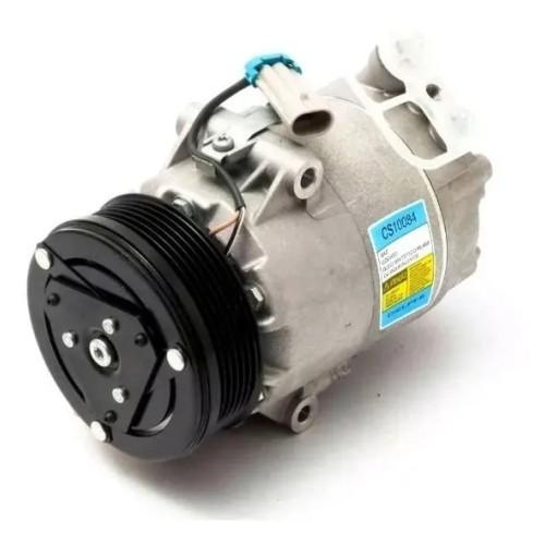 Compressor de ar condicionado CVC Zafira - 2.0 - 2001 até 2012 Delphi Original