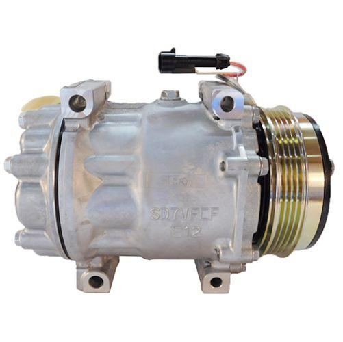 Compressor de ar condicionado Fiat Ducato - Jumper - Multjet - Sanden Original