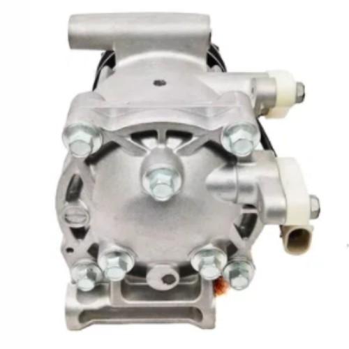 Compressor de ar condicionado Fiat Grand Siena - Bravo - Doblo 2001 até 2015 Tetra Fuel