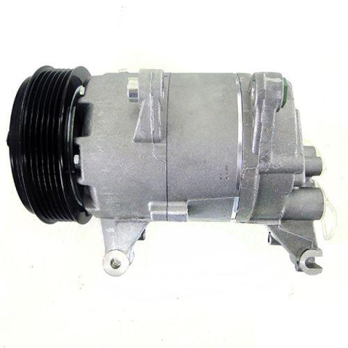 Compressor de ar condicionado Fiat Palio - Doblô - Punto - Strada - Bravo - Linea - Dodge Ram - Delphi