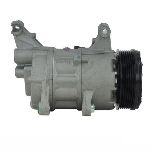 Compressor de ar condicionado Fiat Palio - Siena - Strada - Doblô - Ideia - Punto - Bravo - Original Mahle