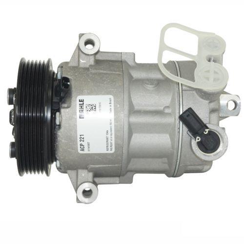 Compressor de ar condicionado Fiat Toro - Jeep Renegade - Compass - Original Mahle