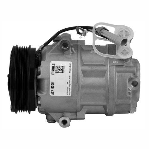 Compressor de ar condicionado GM Agile 09 até 2014 - GM Montana 2011 até 2014 Original Mahle