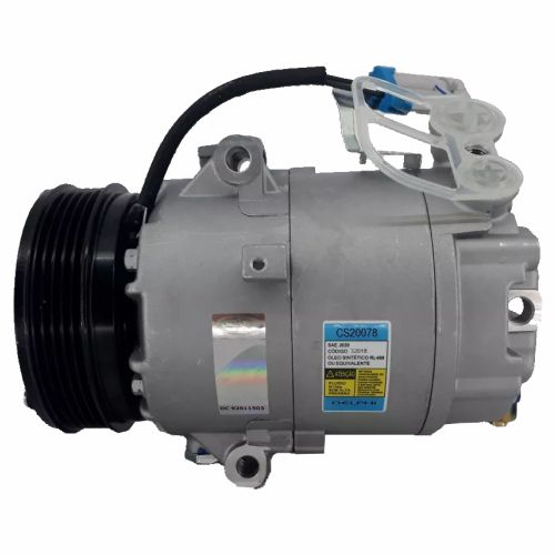 Compressor de ar condicionado GM Agile - Montana Delphi