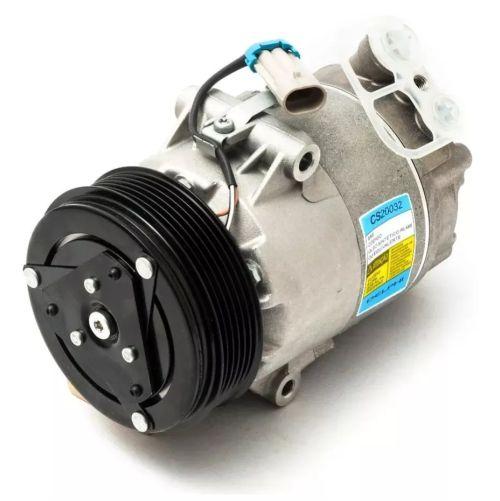 Compressor de ar condicionado GM Astra 01 até 06 - GM Vectra 06 em diante Original Delphi
