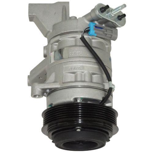 Compressor de ar condicionado GM Captiva - 08 até 2015 - Delphi