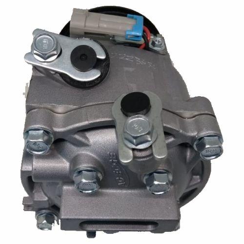 Compressor de ar condicionado GM Spin - Novo Prisma - Cobalt - Sonic - Tracker 2013 até 2016