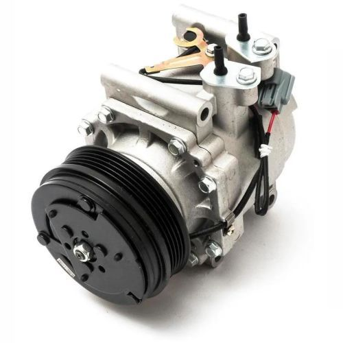 Compressor de ar condicionado Honda Fit - City - 2008 até 2013 - Importado