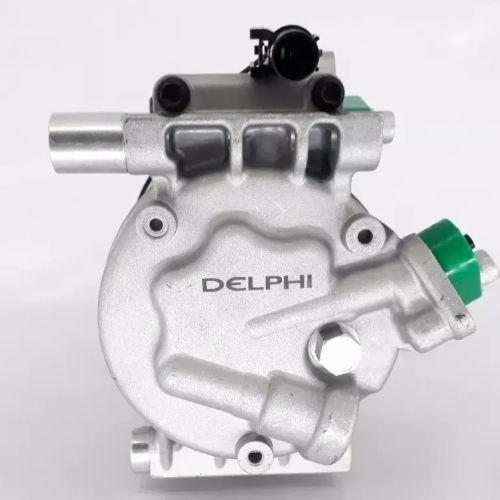 Compressor de ar condicionado Hyundai I30 - 2013 >> - Delphi