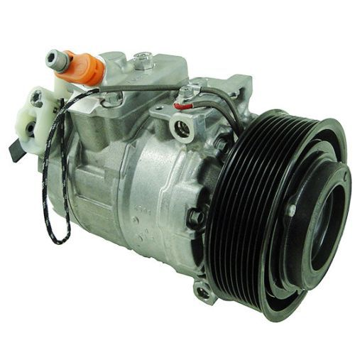 Compressor de ar condicionado Mercedes Axor Original Denso