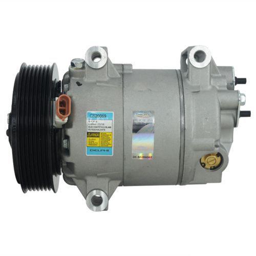 Compressor de ar condicionado Renault Megane Delphi