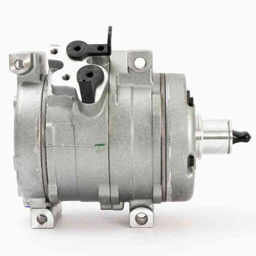 Compressor de ar condicionado sem embreagem Toyota Hilux - New Holland - Denso Original