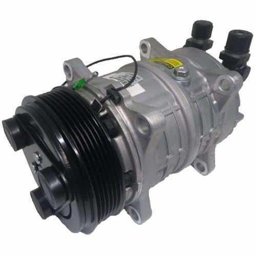 Compressor de ar condicionado TM 16 - Original - Seltec - Valeo