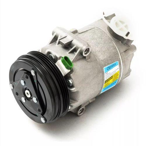 Compressor de ar condicionado VW Fox - Crossfox - Gol G5 - Voyage Delphi CVC