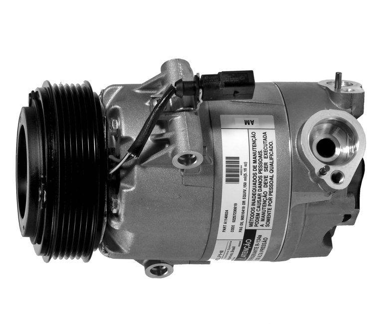 Compressor Delphi VolksWagen Fox / Polo / CrossFox / Gol G5