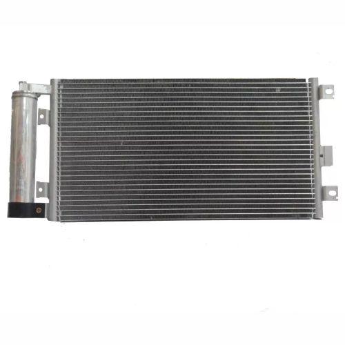 Condensador de ar condicionado Celta - Prisma - Ano 2006 até 2011 - Denso - Original