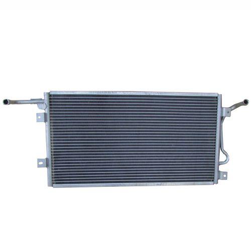 Condensador de ar condicionado Ford Fiesta - Ecosport - Ano 2002 até 2008 - Original Denso