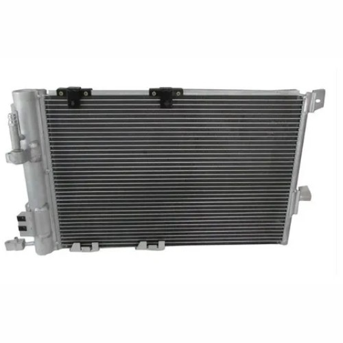 Condensador de ar condicionado GM Astra - Zafira - 99 até 2008 Sem filtro