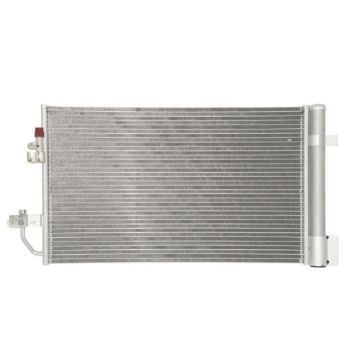 Condensador de ar condicionado GM Astra - Zafira - Vectra 09/2013 Denso Original