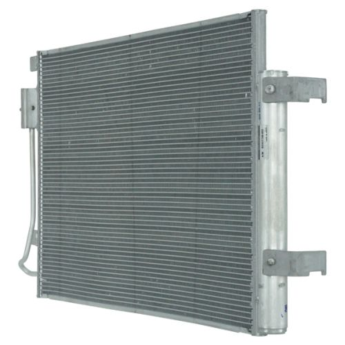 Condensador de ar condicionado GM Cobalt - Spin - Onix - Novo Prisma - 2017 >> Denso