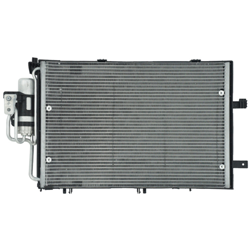 Condensador de ar condicionado GM Montana - Corsa motor  1.4/1.8 03>> MAHLE