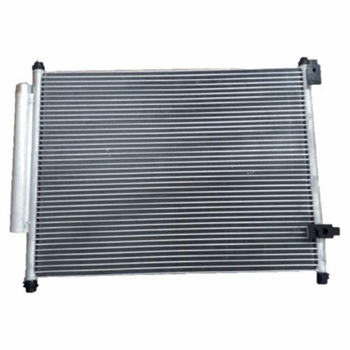 Condensador de ar condicionado Honda City 2014 até 2019 Denso Original