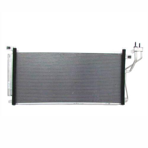 Condensador de ar condicionado Hyundai Azera até 2011 - Original Denso
