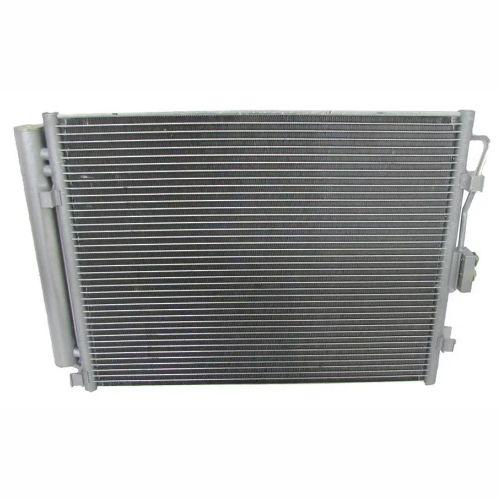 Condensador de ar condicionado Kia Soul - 2009 até 2012 - Original Valeo