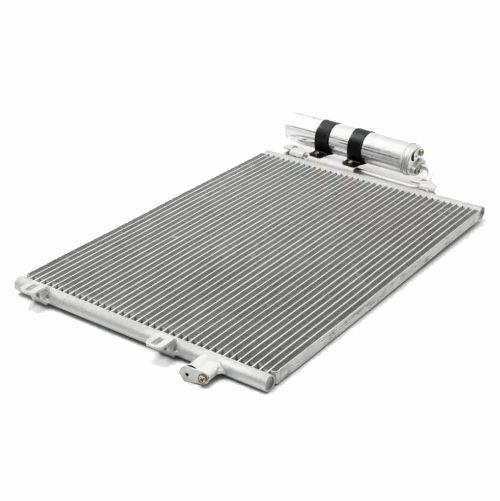 Condensador de ar condicionado Logan - Sandero - 08 até 2013 - Manual - Original Marelli
