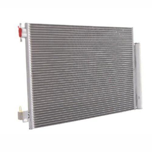 Condensador de ar condicionado renault logan - Sandero - Duster - Oroch Original Valeo
