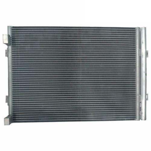 Condensador de ar condicionado Volvo - Hyundai - escavadeira EC250E - 300E - 350E - 380E - 480E - IMP.