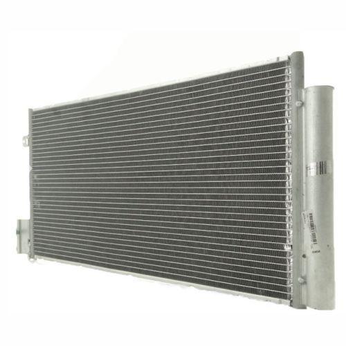 Condensador do ar condicionado Fiat Punto - Linea - Bravo Denso Original