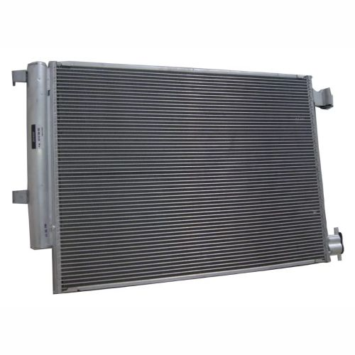 Condensador do ar condicionado Logan - Sandero - Duster - Oroch - Captur - Original Denso