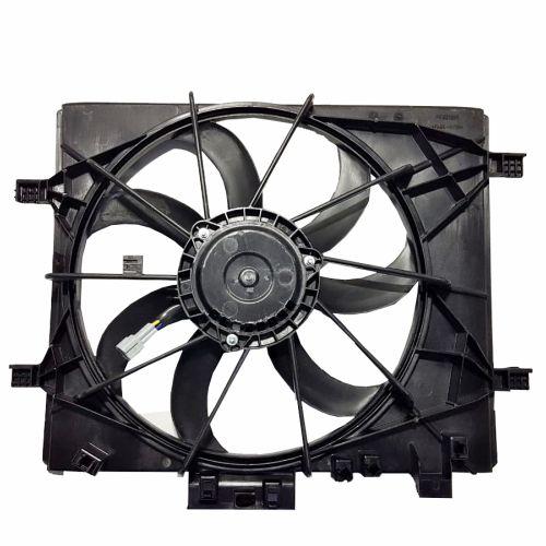 Eletro ventilador Nissan March - Versa 2014 em diante