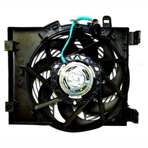 Eletro ventilador para condensador GM Corsa Montana com ar