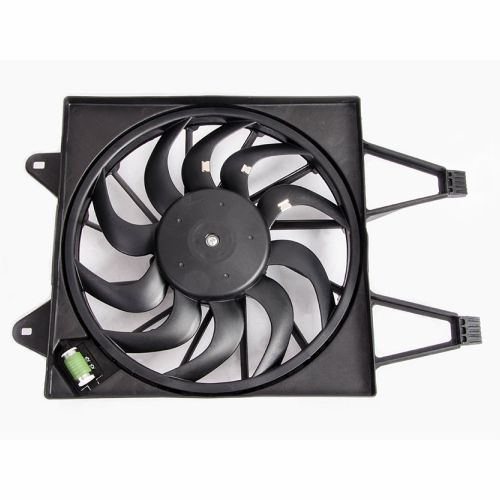 Eletro ventilador - Ventoinha radiador Fiat Uno - Palio 2010>> com ar - Importado