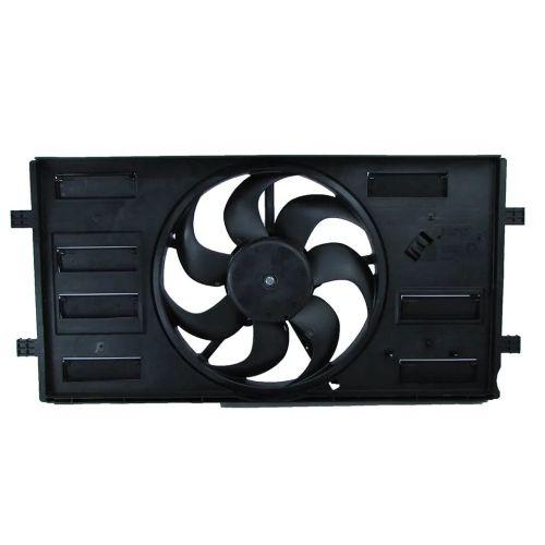 Eletro ventilador - Ventoinha - VW Virtus - Novo Polo - T-Cross com ar Gate Original