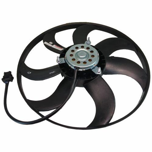 Eletro Ventilador Radiador VW Gol/Voyage - Fox - Polo ano 2006 em diante Original Denso com ar condicionado