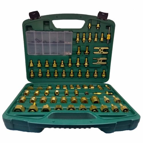 Kit de ferramentas para detectar vazamentos de sistema de ar condicionado